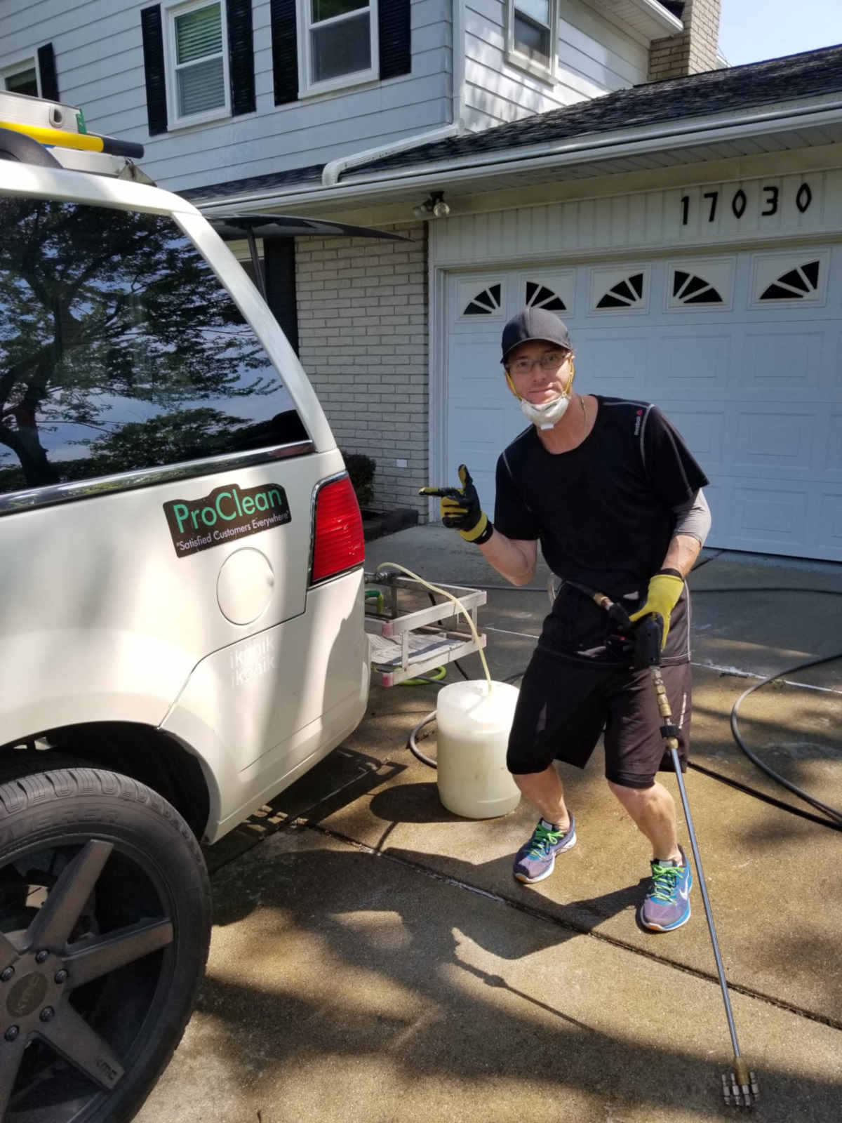 Exterior House Cleaning St. Petersburg, FL
